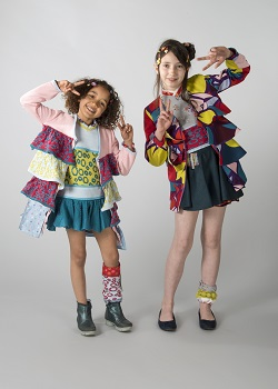 Fashion with Textiles Design Amsterdam Fashion Academy 4