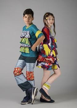 Fashion with Textiles Design Graduate Laura Lepre 2