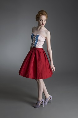 Fashion with Textiles Design Graduate Suzanne Kop 2