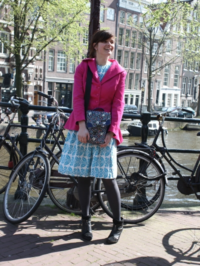 Streetstyle Amsterdam reference