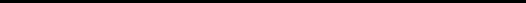 streep zwart