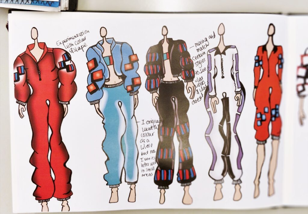 Ba In Fashion Designing Subjects