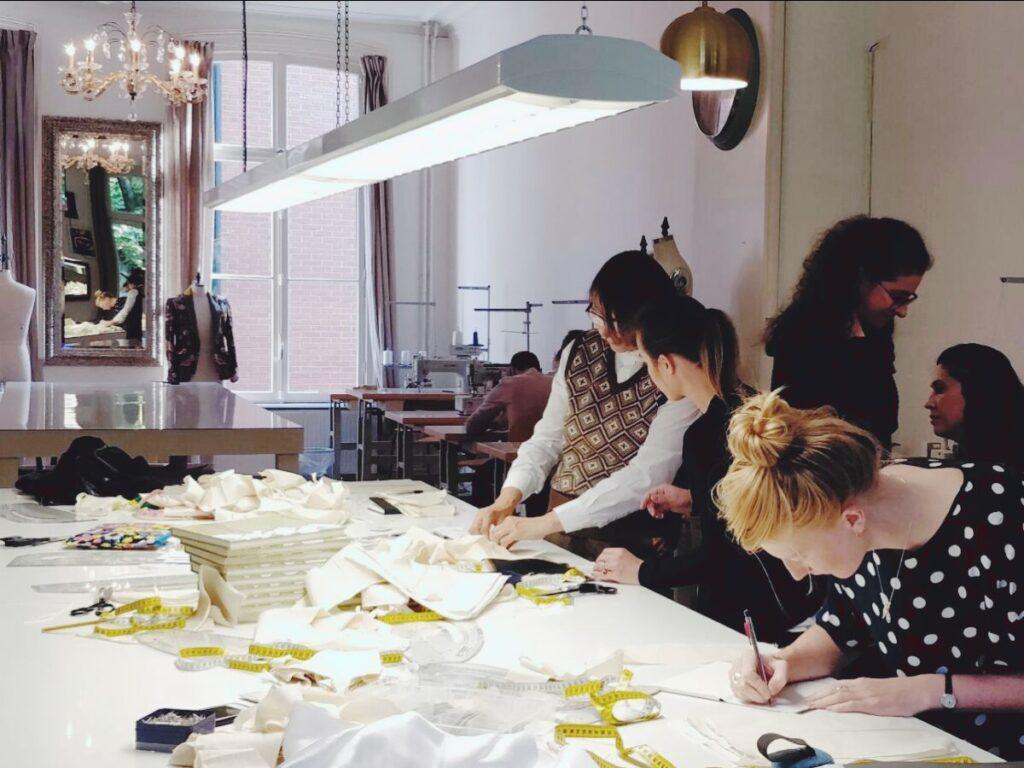 pattern making course, pattern making, pattern cutting, fashion course