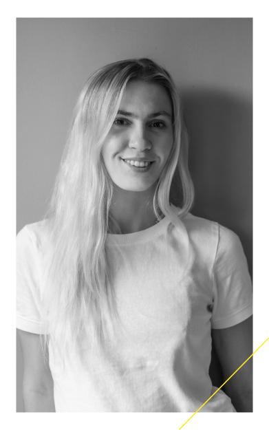 Maria Sole Novelli Amsterdam Fashion Academy